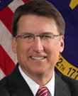 Pat McCrory. (Foto: State of NC)