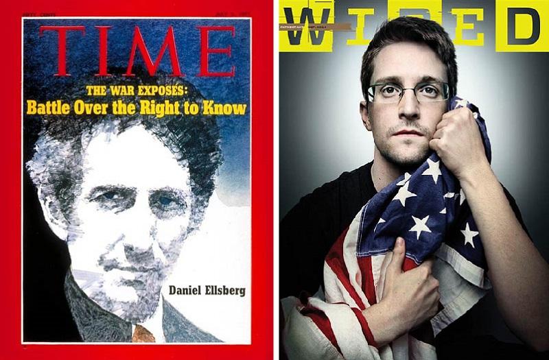Ellsberg-Snowden
