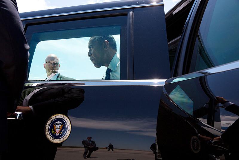 Foto: Pete Souza, Det hvite hus.