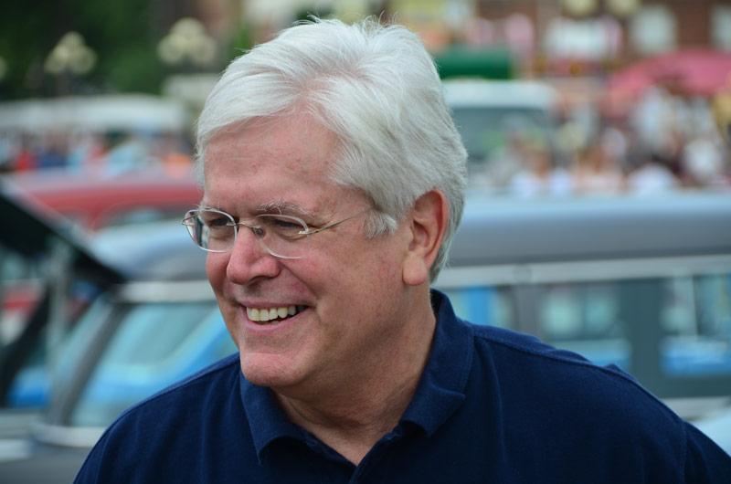 Jack Hatch, demokratenes guvernørkandidat i Iowa.