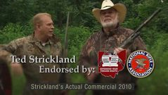 Strickland youtube